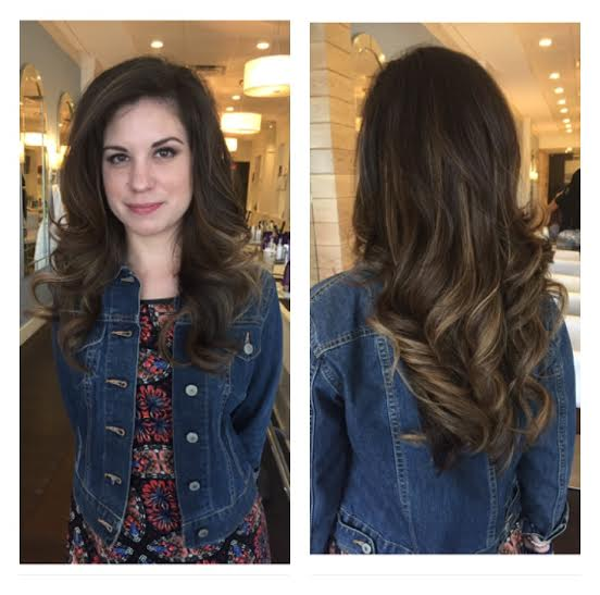 01 Sep Preserve Your Blowout By The Hair Bar Stylist Emily Kittrell